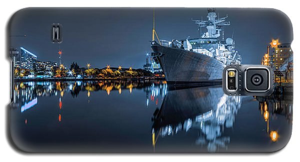 Hms Westminster Galaxy S5 Case