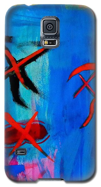 H.n.e, S.n.e. ,s.n.e Galaxy S5 Case