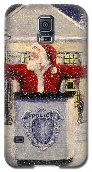 Ho Ho Go... Galaxy S5 Case by Jack Skinner