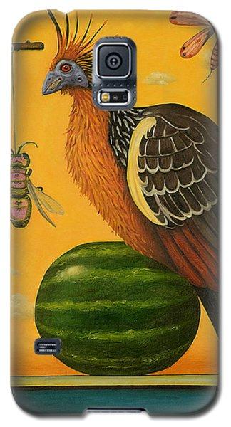 Hoatzin 2 Galaxy S5 Case