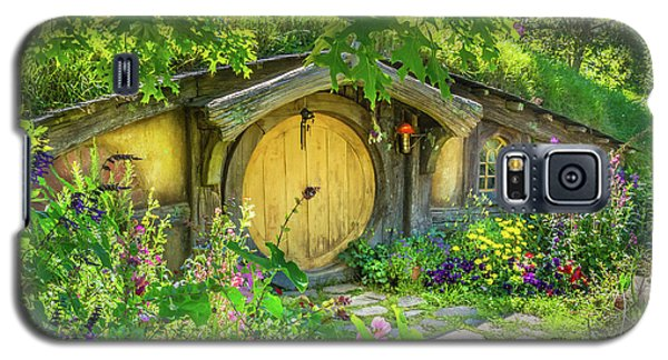 Hobbit Cottage Galaxy S5 Case