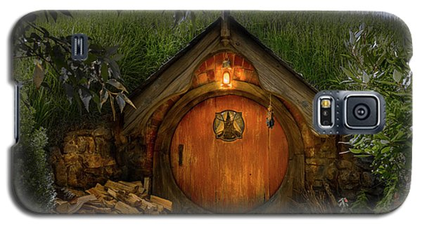 Hobbit Dwelling Galaxy S5 Case