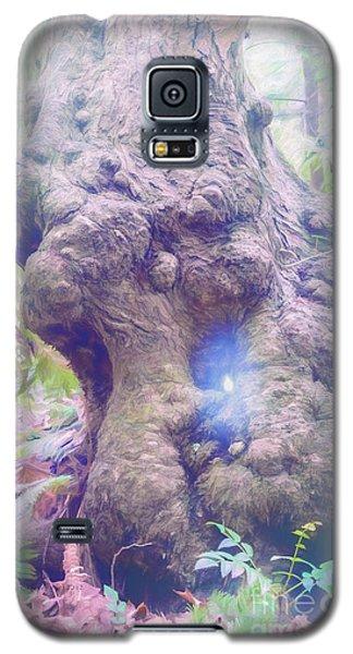 Galaxy S5 Case featuring the photograph Hobbit House by Jean OKeeffe Macro Abundance Art