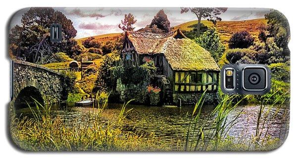 Hobbiton Mill And Bridge Galaxy S5 Case