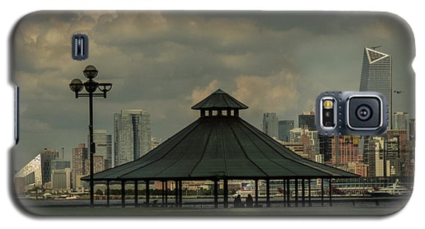 Hoboken, Nj -pier A Park Gazebo Galaxy S5 Case