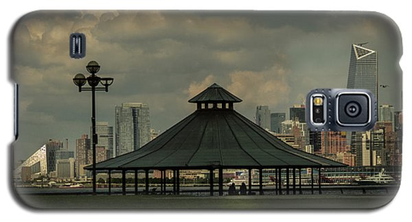 Hoboken, Nj -pier A Park Gazebo Galaxy S5 Case