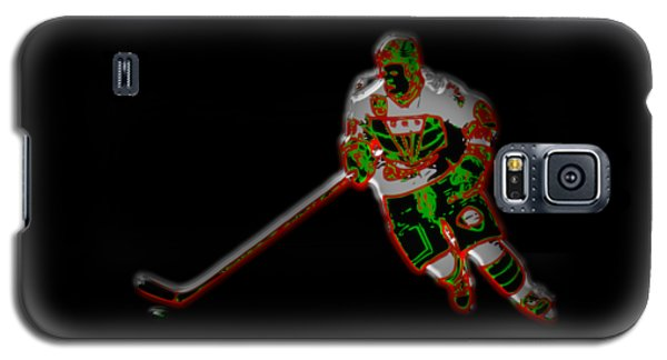 Hockey Player Galaxy S5 Case