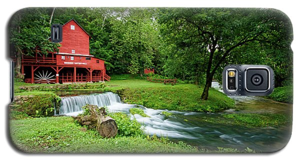 Hodgson Water Mill And Spring Galaxy S5 Case