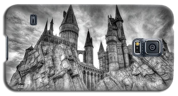 Hogwarts Castle 1 Galaxy S5 Case