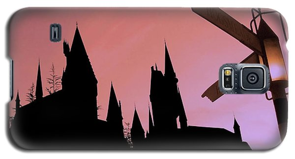 Galaxy S5 Case featuring the photograph Hogwarts Castle by Juergen Weiss