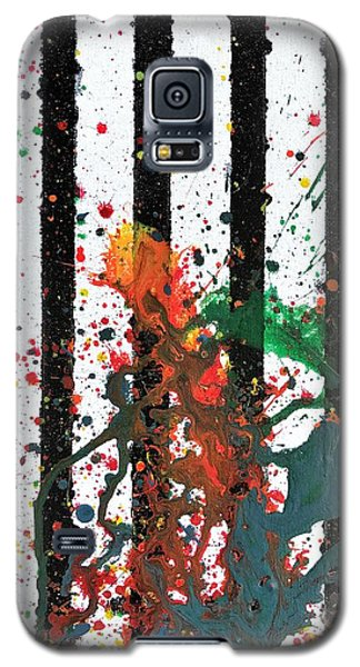Hogwarts Galaxy S5 Case