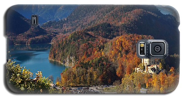 Hohenschwangau Castle And Alpsee In Bavaria Galaxy S5 Case