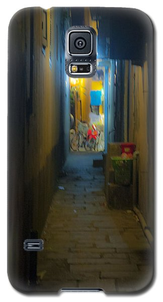 Hoi An Alleyway Galaxy S5 Case
