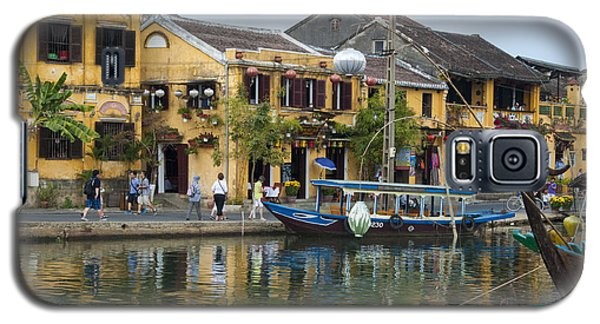 Hoi An On The River Galaxy S5 Case