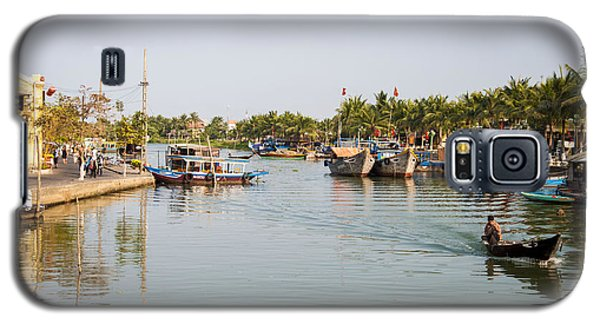 Hoi An River Galaxy S5 Case