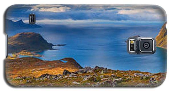 Holandsmelen Panorama Galaxy S5 Case