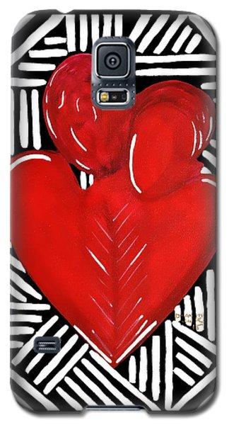 Hold Me Galaxy S5 Case by Diamin Nicole