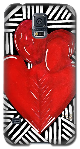 Hold Me Galaxy S5 Case by Diamin Nicole
