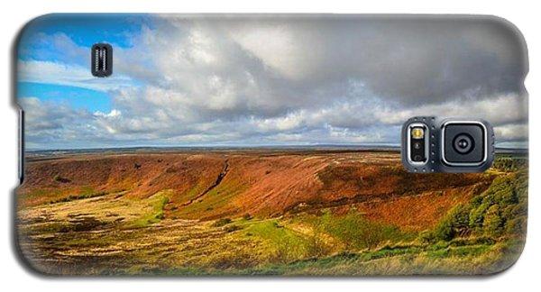 Hole Of Horcum, North York Mores, Yorkshire, United Kingdom Galaxy S5 Case