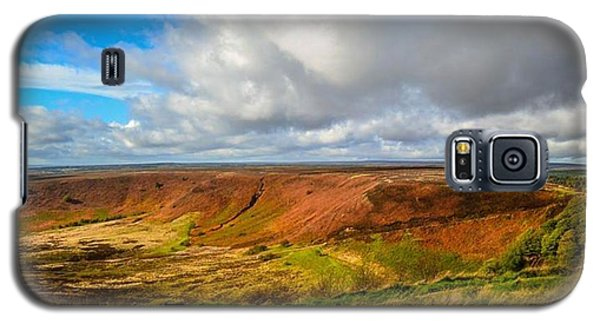 Hole Of Horcum, North York Mores, Yorkshire, United Kingdom Galaxy S5 Case