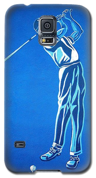 Galaxy S5 Case featuring the photograph Hole In One ... by Juergen Weiss