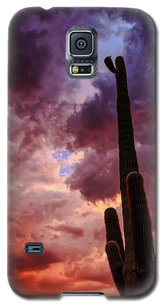 Hole In The Sky Galaxy S5 Case