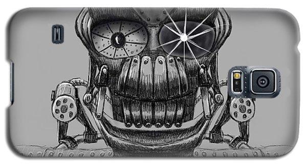 Hole Machine. Galaxy S5 Case