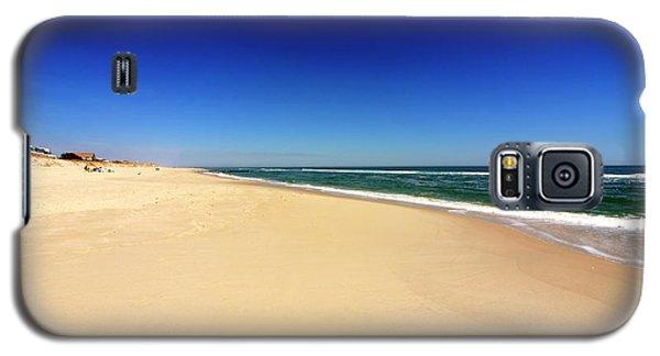 Holgate Beach At Long Beach Island Galaxy S5 Case