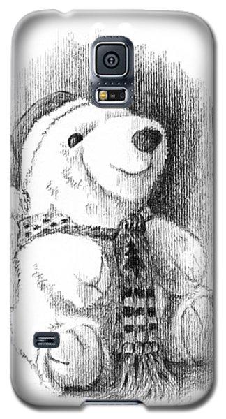 Holiday Bear Galaxy S5 Case