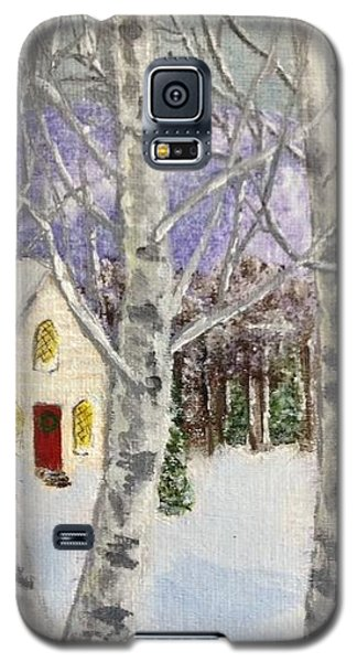 Holiday In The Country Galaxy S5 Case