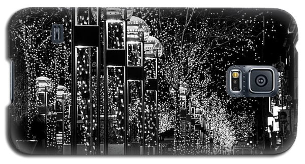 Holiday Lights - 16th Street Mall Galaxy S5 Case