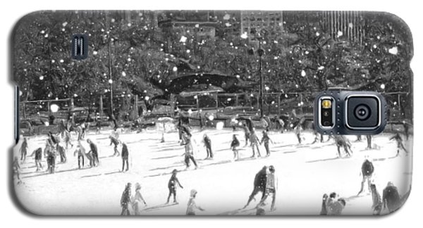 Holiday Skaters Galaxy S5 Case