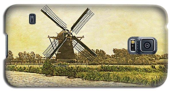 Holland - Windmill Galaxy S5 Case