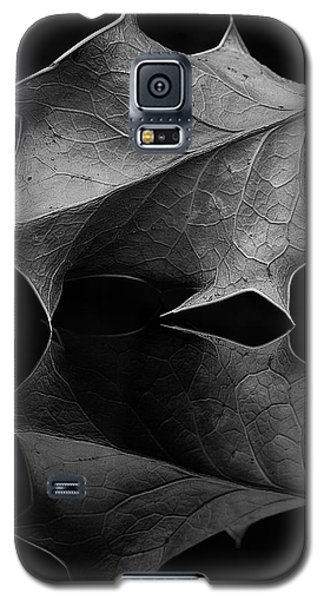 Holly Leaf Galaxy S5 Case