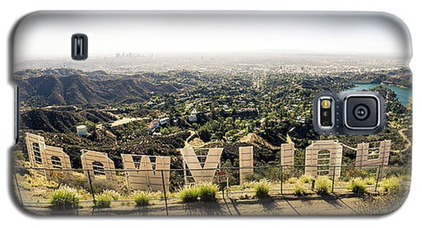 Hollywood Galaxy S5 Case by Michael Weber
