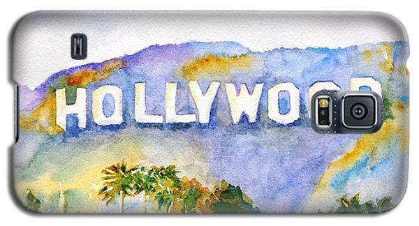 Hollywood Sign California Galaxy S5 Case