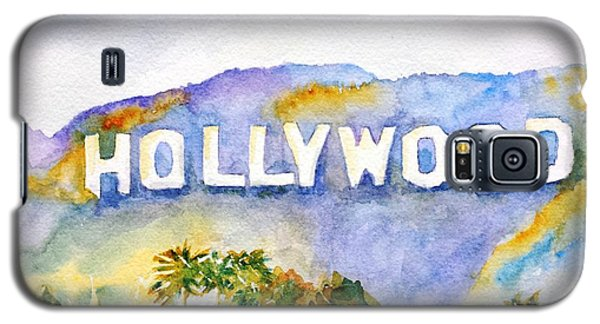 Hollywood Sign California Galaxy S5 Case