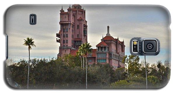 Hollywood Studios Tower Of Terror Galaxy S5 Case
