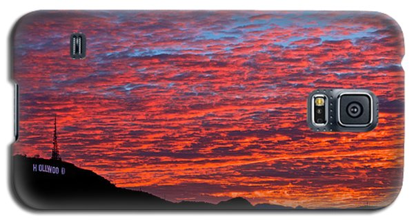 Hollywood Sunrise Galaxy S5 Case