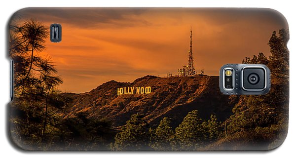 Hollywood Sunset Galaxy S5 Case