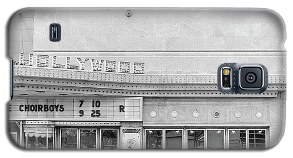 Hollywood Theater Marquee Galaxy S5 Case