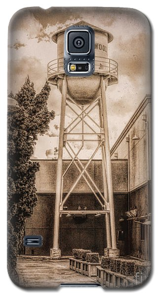 Hollywood Water Tower 2 Galaxy S5 Case