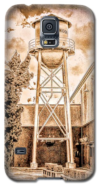Hollywood Water Tower Galaxy S5 Case