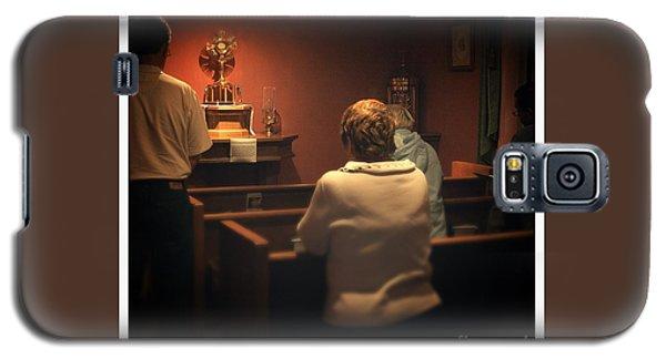 Holy Adoration Altar Galaxy S5 Case