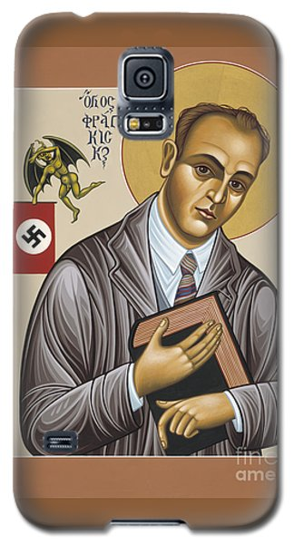 Holy Blessed Martyr Franz Jagerstatter 049 Galaxy S5 Case