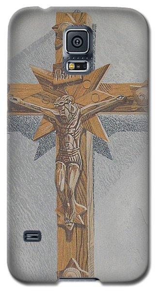 Holy Cross Galaxy S5 Case