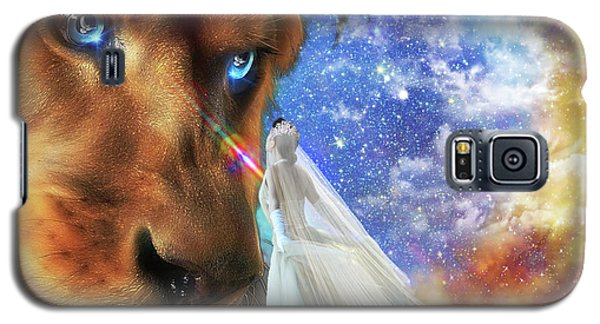 Divine Perspective Galaxy S5 Case by Dolores Develde