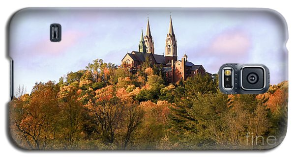 Holy Hill Basilica, National Shrine Of Mary Galaxy S5 Case by Ricky L Jones
