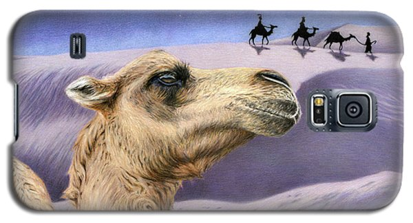 Holy Night Galaxy S5 Case