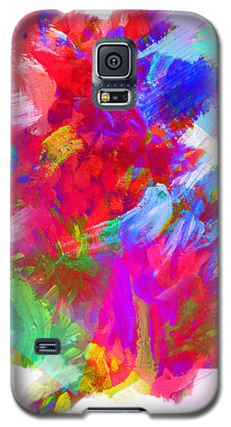 Galaxy S5 Case featuring the digital art Holy Town by AC Williams